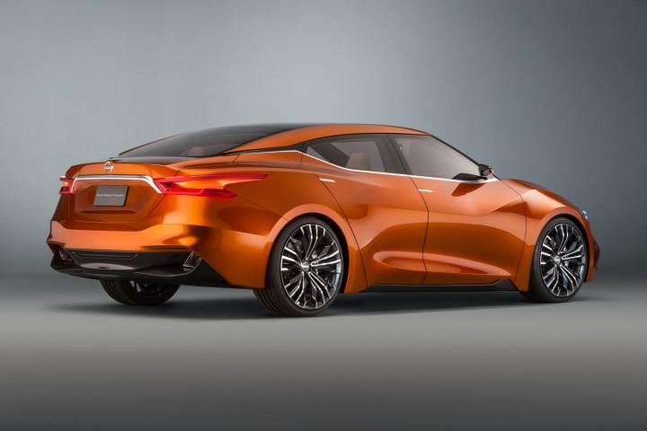 Nissan spot sedan concept