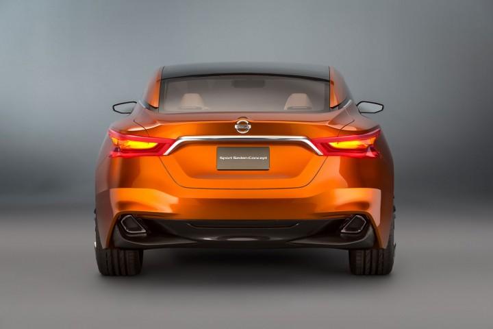Nissan spot sedan concept achterkan