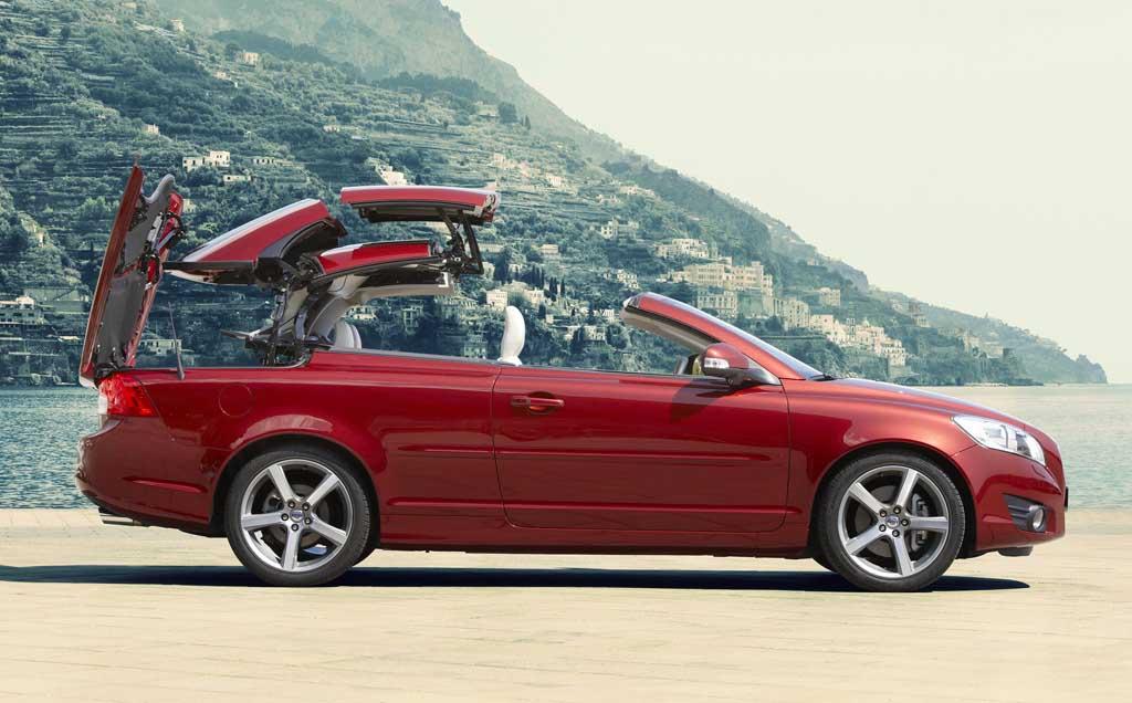 Cabrio hardtop modellen