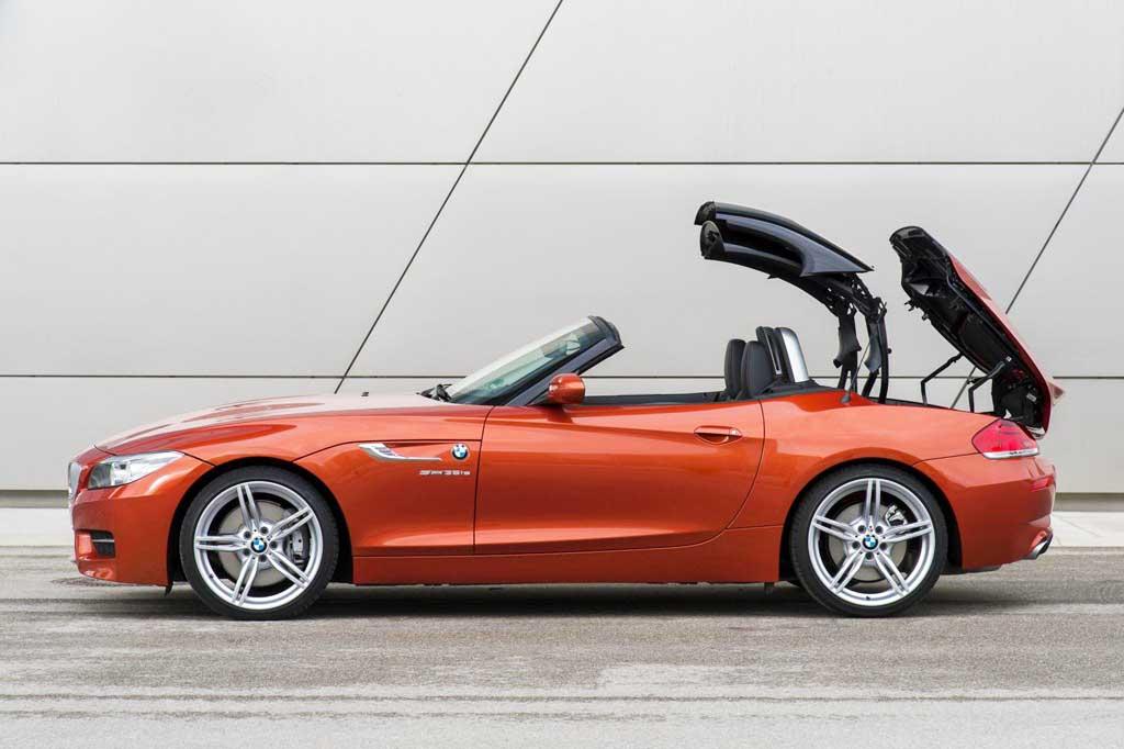 BMW-Z4-2013-dak