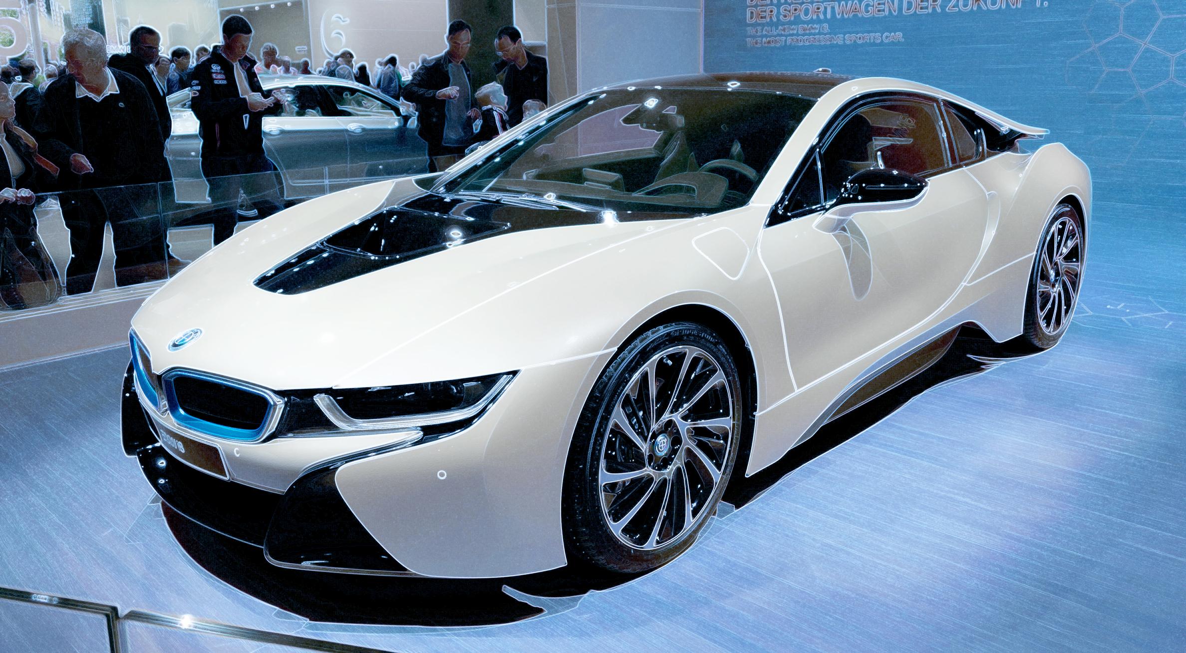 designers aan het woord BMW i8