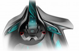 05-Buick-Riviera-Concept-Interior-Design-Sketch-Steering-Wheel-and-Dashboard-02-260x168