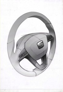 06-SEAT-Leon-ST-Interior-Steering-Wheel-Design-Sketch-02-260x378
