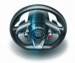 Audi-Sport-quattro-Concept-Interior-Steering-Wheel-Design-Sketch-260x220