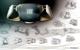 Fiat-Mio-FCC-III-Concept-Steering-Wheel-Design-Sketch-260x163