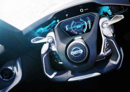 Nissan-BladeGlider-Concept-Interior-Steering-Wheel-260x185