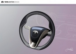 Tata-Pixel-Concept-Steering-Wheel-Design-Sketch-260x184
