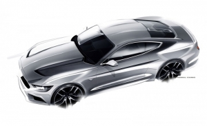 Ford-Mustang-Design-Sketch-by-Kemal-Curic-01-720x440