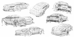 Ford-Mustang-Design-Sketches-by-Kemal-Curic-04-720x360